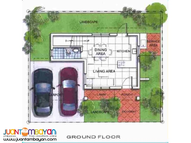 Brand New 3 BR RFO House Cavite  Move in at 10% Cash Out