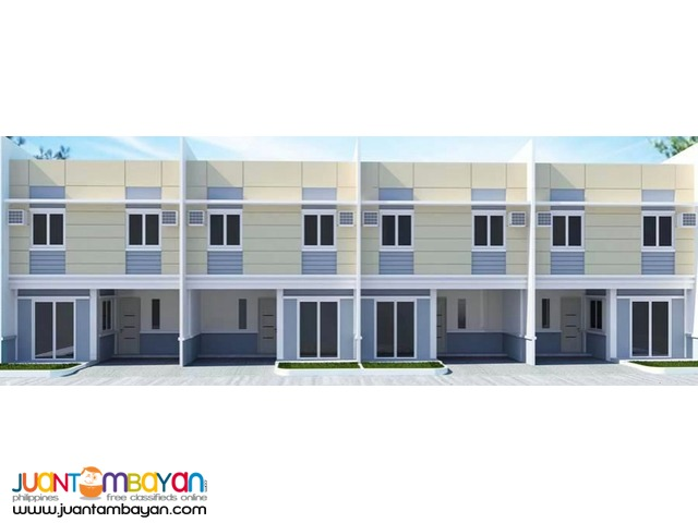 TownHouse 2–storey as low as P15,716k monthly amort in Lapu2x Cebu