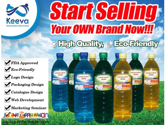 Be a Dealer of Dishwashing Liquid