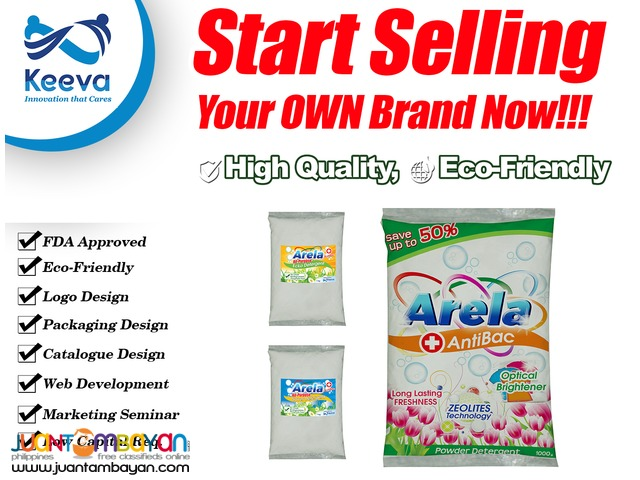Be A Dealer Detergent Powder with Freshness of Fabric Conditioner