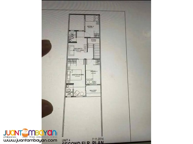 5-Bedroom Anikahomes Townhouse in Talisay City Cebu For Sale