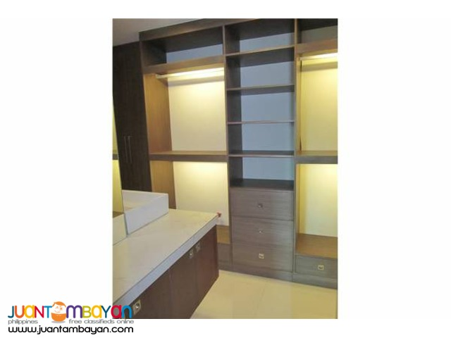 For Rent!! 1 bedroom deluxe in Alpha Salcedo, Makati City