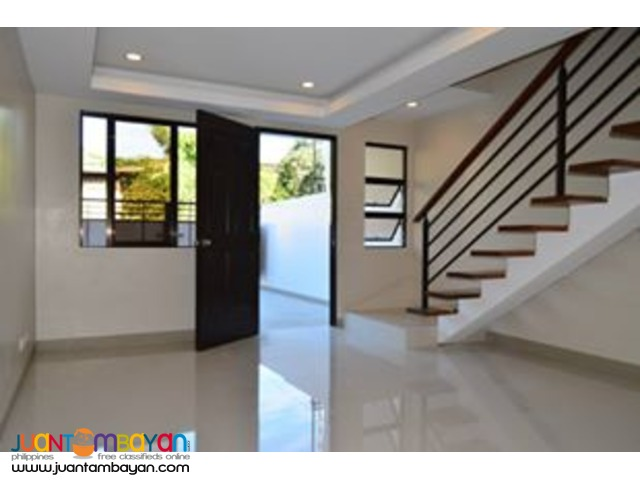 RFO Townhouse in Rancho Estate 3 Marikina City 3.4M