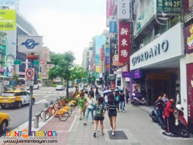 1 day unlimited ride around Taipei, Taipei Taiwan tour