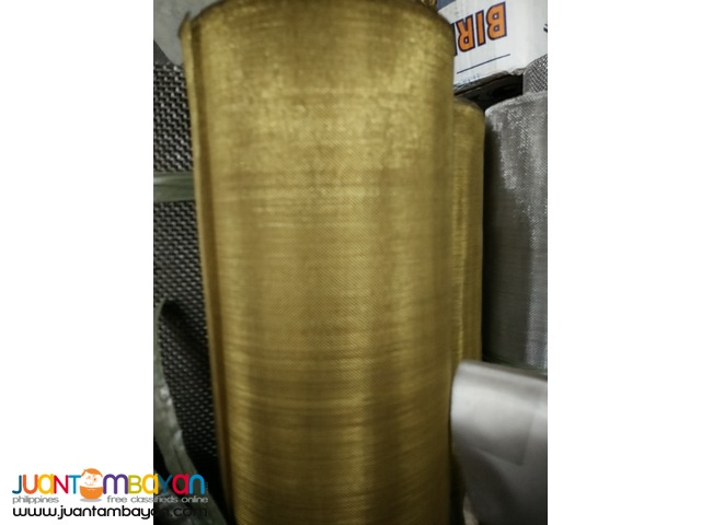 Wire Mesh Screen Belt Woven Welded