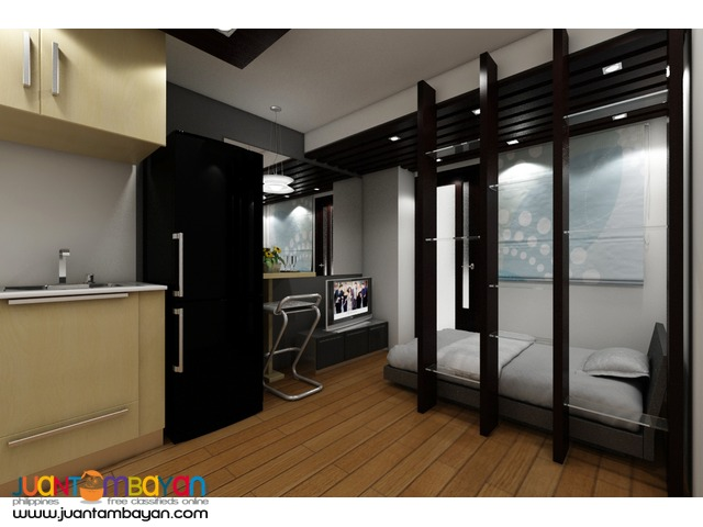 RUSH SALE!!! Condo Unit in Vivaldi Residences Cubao QC; Studio Type
