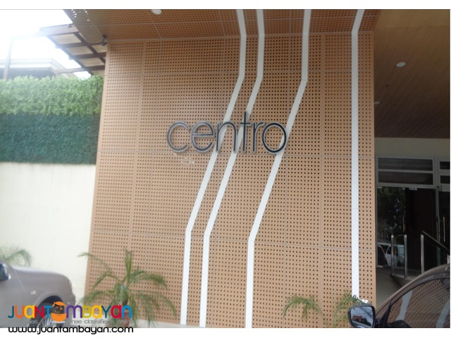 RUSH SALE!! Centro Residences - Premium 2 bedrooms in Cubao,QC
