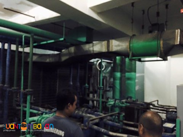 Chilled Water Installation , Supply and Services