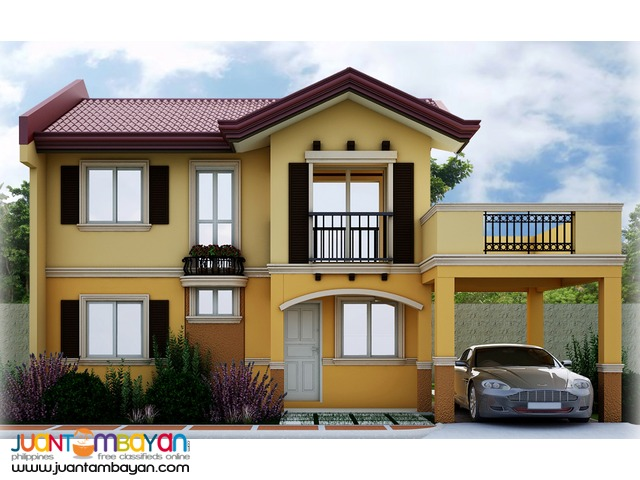 House and Lot In Cauayan; Fatima with 180,000 cash discount