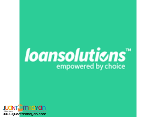Get A Loan To Solve You Financial Problems