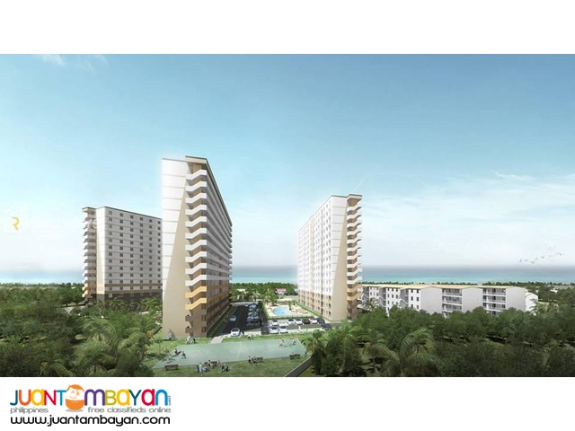 Condo Studio type as low as P6,747k mo amort in Lapu2x Cebu
