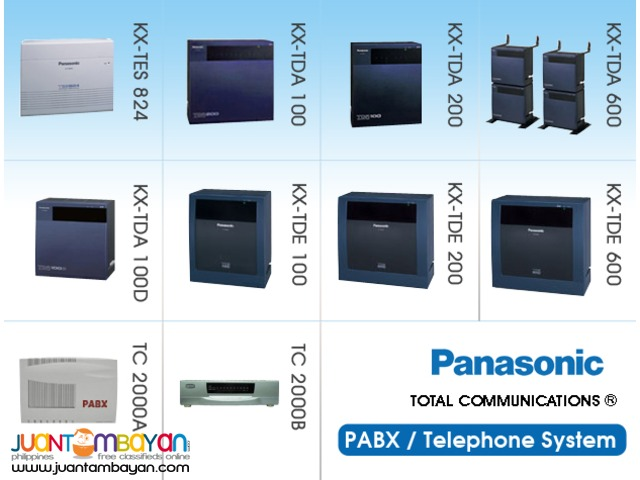 Panasonic Pabx Installer and Supplier