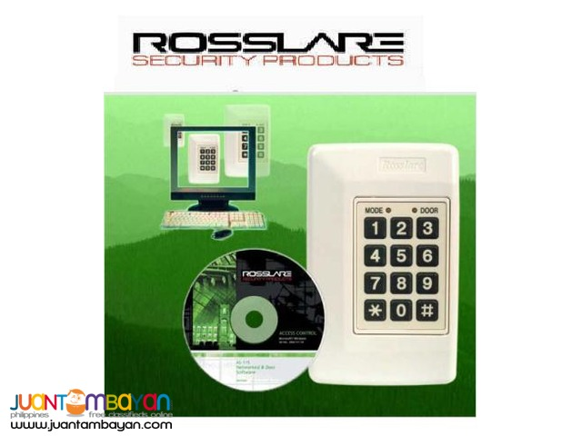 Door Access Control with Time and Attendance