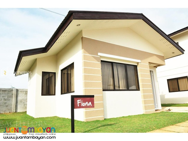 House for sale as low as P13,328 mo amort