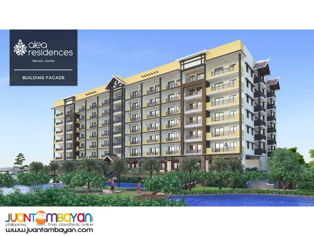 condo in bacoor near coastal road