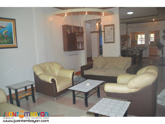 Furnished Bungalow For Rent