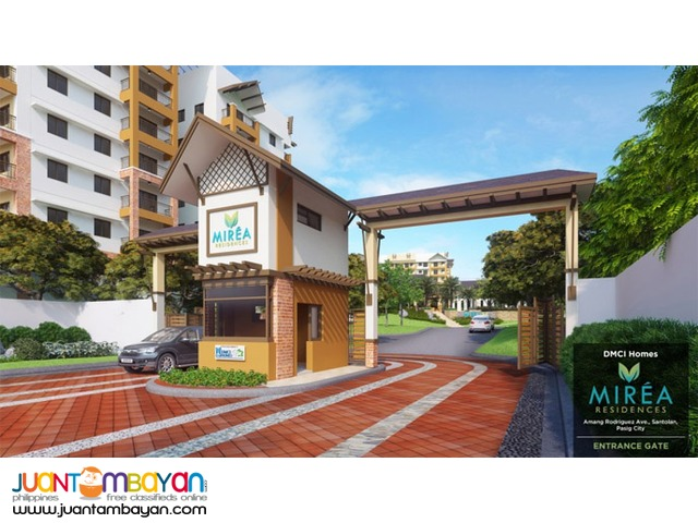 Affordable Pre - Selling DMCI Condo - Meria Residences Pasig City