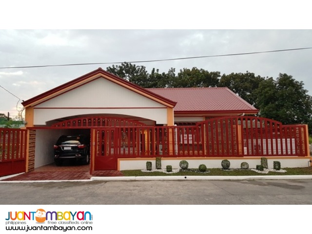 Newly Renovated Bungalow for Rent.