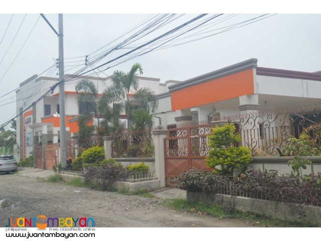 Townhouse for Rent in Angeles City