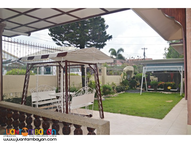 For rent well maintained Bungalow