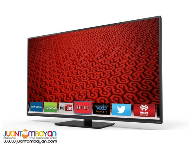 65 inch Smart LED TV with,