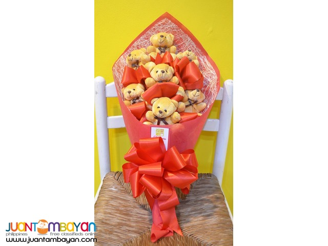 Bear Bouquets - Gift Delivery in Davao City
