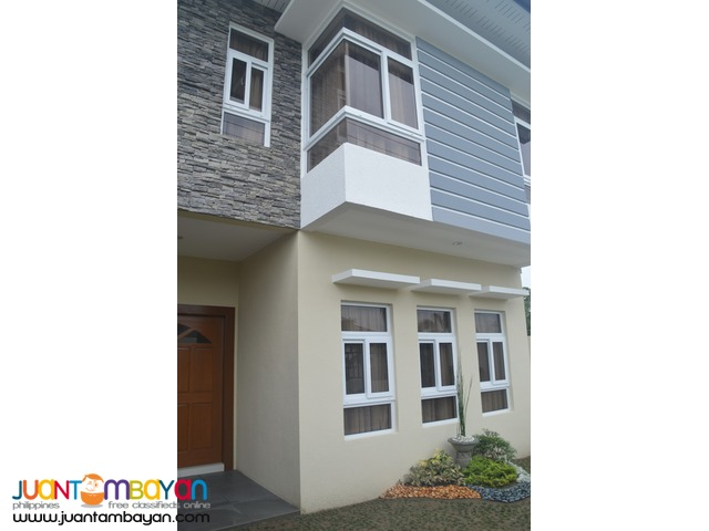 For Sale Brand New Two Storey with Pool at Angeles City..
