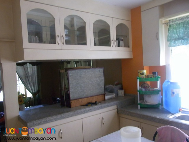 Unfurnished Two Storey House for Sale!