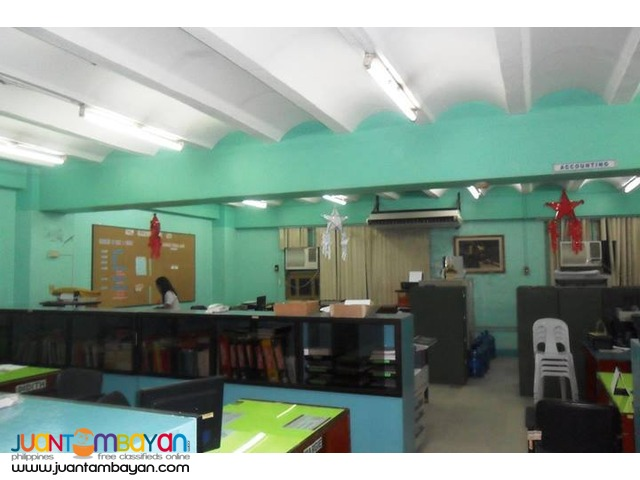 For Lease Commercial/Office Space in Mabolo Cebu City - 280sqm