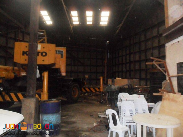 For Rent Prime Lot Warehouse in Cebu City - 450 sqm