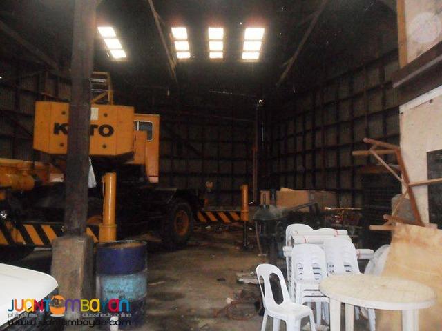 For Rent Prime Lot Warehouse in Cebu City - 450 sqm