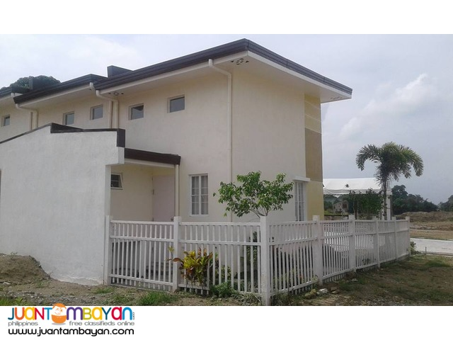 Natania homes affordable townhouse thru pag ibig in gen trias cavite