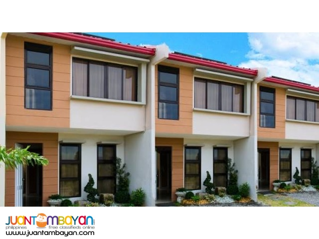 Deca Clark Resort and Residences, 2 Storey Townhouse