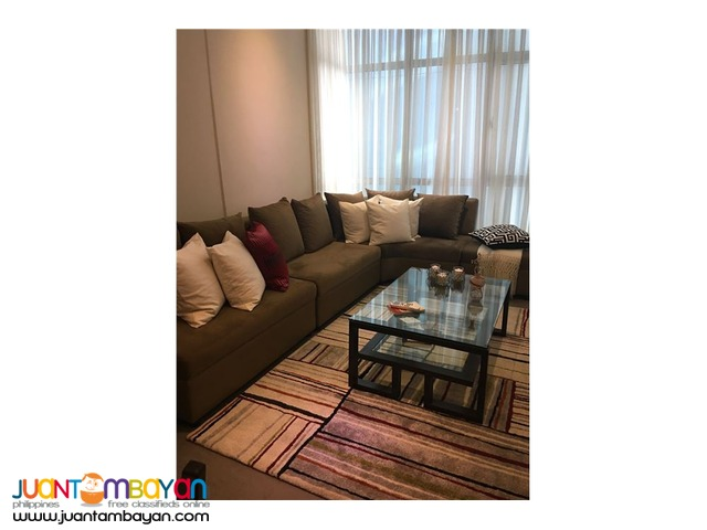 FOR SALE!! 2 Furnished BR Condo Unit in Sapphire Residences,Taguig