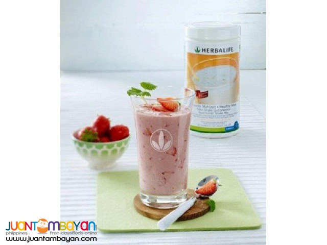 Lose Weight with Safety, Healthy Nutrition of Herbalife