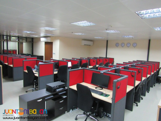 Affordable Seat Leasing in BGC Taguig