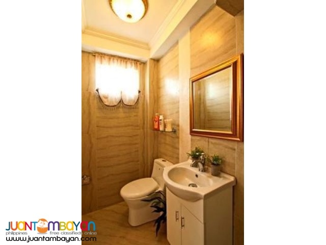 Gabrielle House and Lot Single Attached Near Airport and Manila