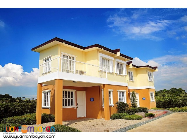 Catherine House and Lot 10k a month 20mins from MOA