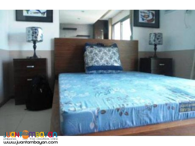 Studio Condo Unit For Rent in Ramos Cebu City