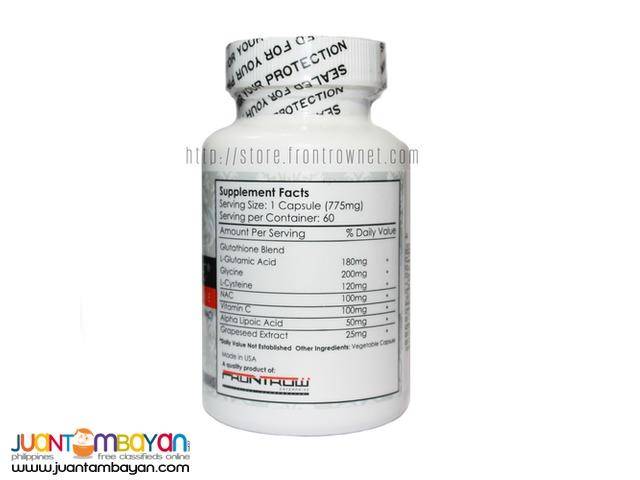 LUXXE WHITE Glutathione