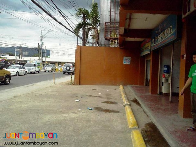 20k 50sqm Commericial Space For Lease in Mandaue City Cebu