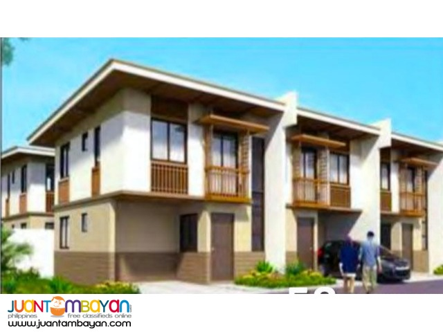 TownHouse 2–storey as low as P10,246k monthly amort in Naga Cebu