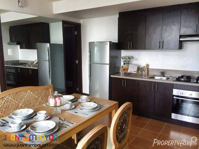 Move-In To An Upscale Condo For Only 5% DP in San Lorenzo Place