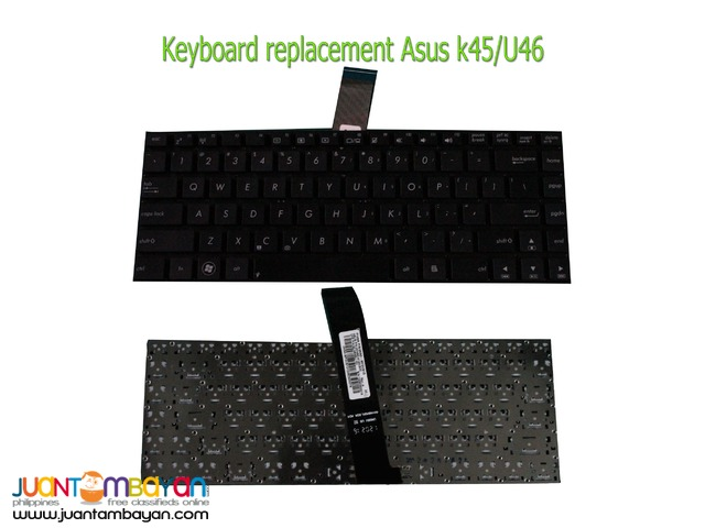 Laptop Keyboard Replacement