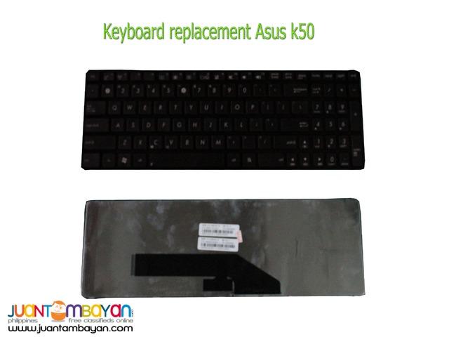 Laptop Keyboard Replacement