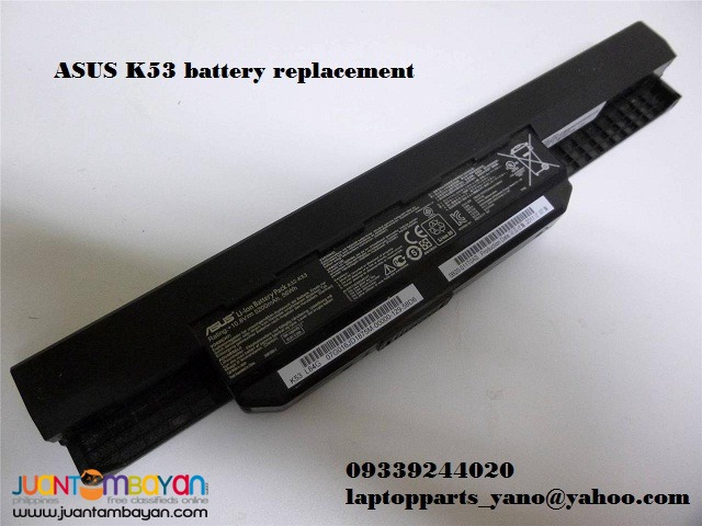 ASUS K53 Battery Replacement