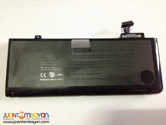 MAC A1322 Battery Replacement