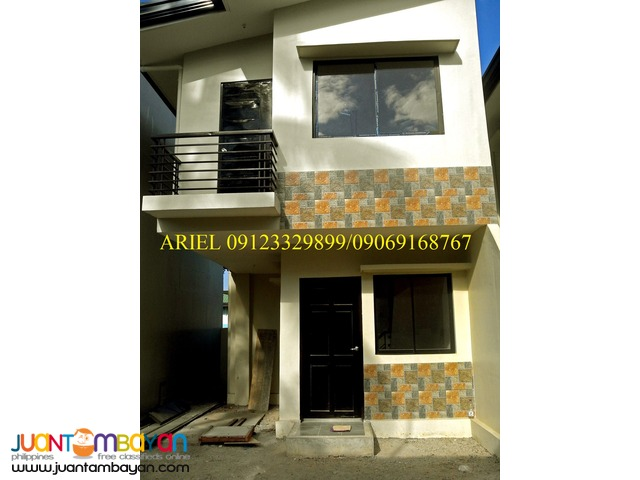 Townhouse at Crystal Homes near QC Flood safe 3br