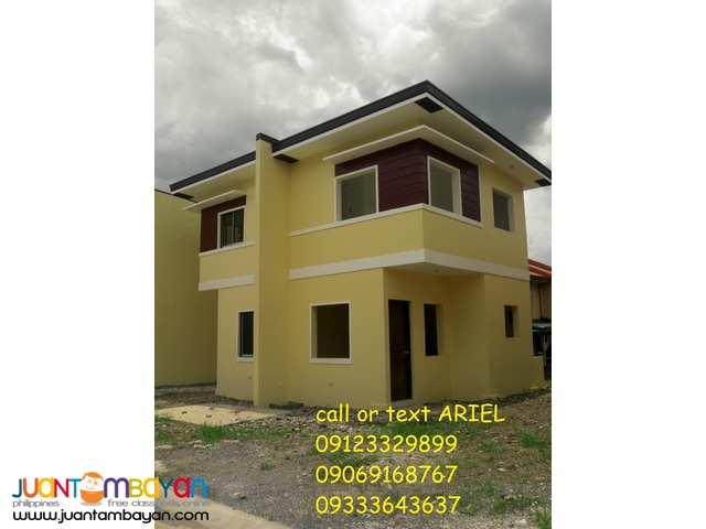 House & Lot at Birmingham Alberto Prime Residential Location
