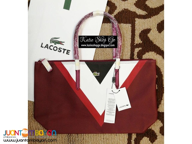 LACOSTE TOTE BAG - CODE 036